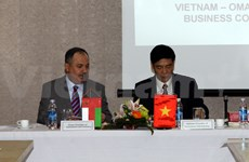 Vietnam, Oman to set up joint business council